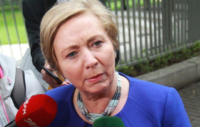 Justice Minister Frances Fitzgerald.