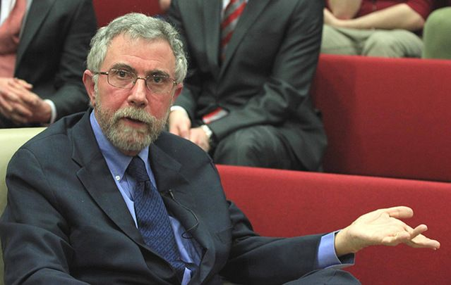 Paul Krugman: Is it possible to be a Nobel Prize winning economist and a bit of an idiot at the same time?