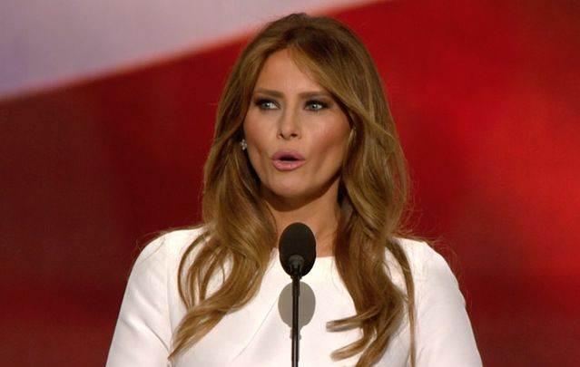 Melania Trump: GOP never learn and also misplayed the Reagan card with doom and gloom.