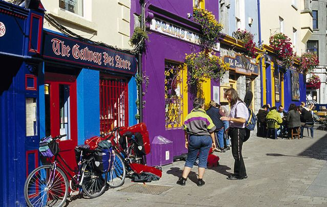 City of Tribes, Galway has been chosen as European Capital of Culture 2020 to bring lasting legacy to the west of Ireland.