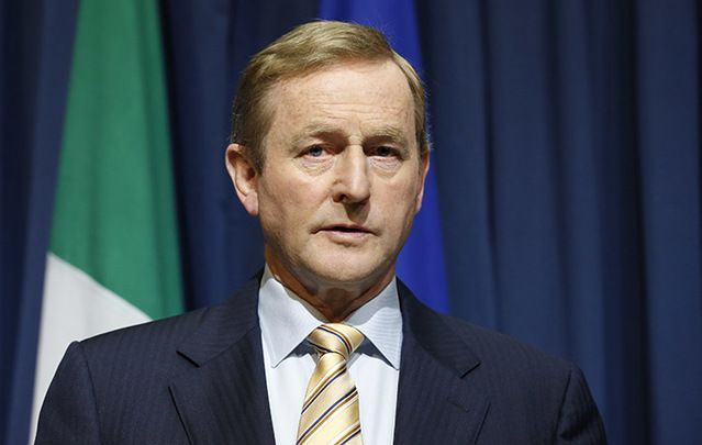 Opposition to Enda Kenny within his own party, Fine Gael, is hardening.