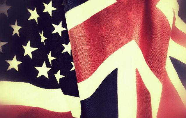 United States versus the United Kingdom: Two countries that were very close will now be instant rivals.