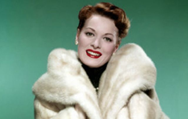 "Maureen O\'Hara, the late, great star of ""The Quiet Man\"" and Dublin native donated a photo of herself to the publicly curated exhibit at The Little Museum of Dublin."
