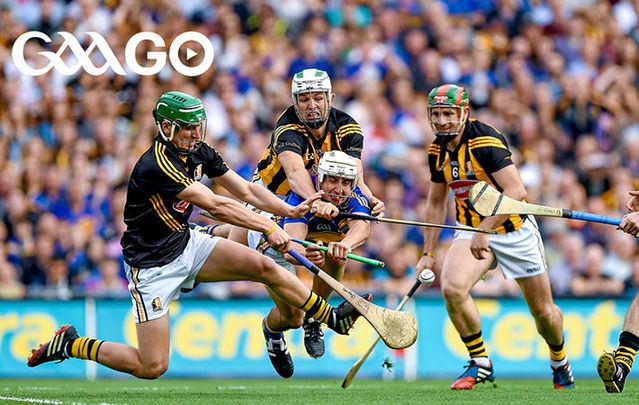 There will, however, be nothing gentle about the All-Ireland Hurling Final on Sunday!