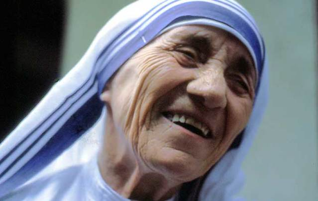 Mother Teresa of Calcutta (Kolkata) is being officially recognized as a saint by the Roman Catholic Church.