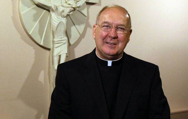 Bishop Kevin Farrell.