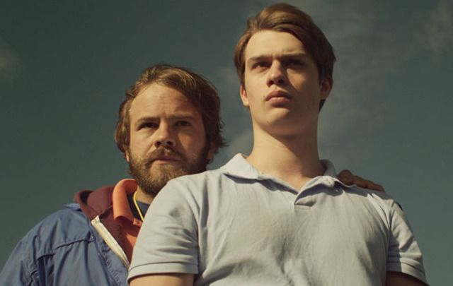 Moe Dunford and Nicholas Galitzine star in Handsome Devil.
