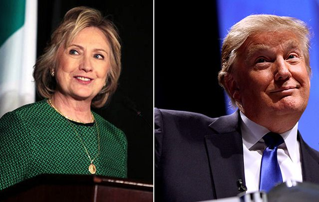 September 26, Hillary Clinton and Donald Trump go head to head on Long Island.