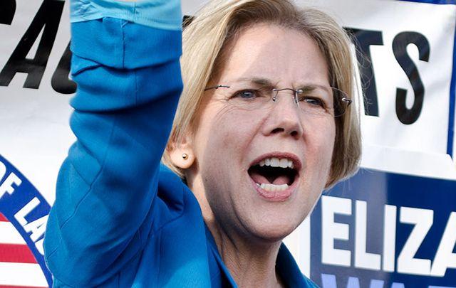 Senator Elizabeth Warren weighs in on Ireland's Apple tax debacle.