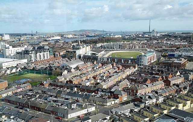 Whenever I tell a Dubliner I live in Ringsend, I'm met with the same answer: You wouldn't have been caught dead walking there 10 years ago.