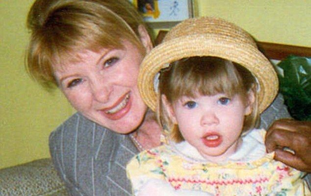 Ruth McCourt and her four-year-old daughter, Juliana, who were killed in the 9/11 attacks.