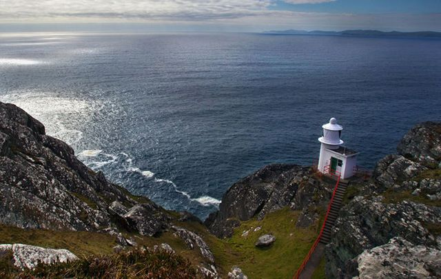 """Sheep's head lighthouse, Cork: """"The extraordinary vistas remain embedded in our memories and will continue to beckon us to return."""""""