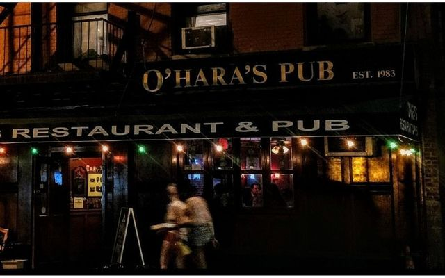 O\'Hara\'s Pub, badly damaged during 9/11, is a testament to the resiliency of New York City and its people.