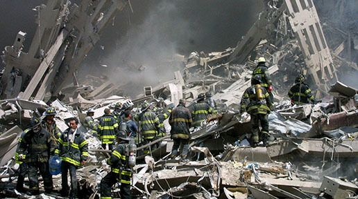 The toxic clouds surrounding cleanup operations at the World Trade Center were underplayed by CDC.