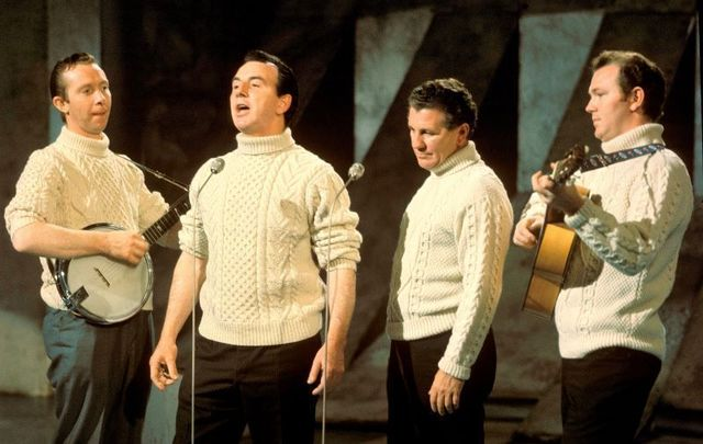 Celebrate July 12th in song with the Clancy Brothers & Tommy Makem