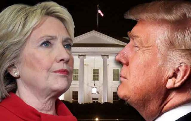 Who has your vote for president: Hillary Clinton or Donald Trump?