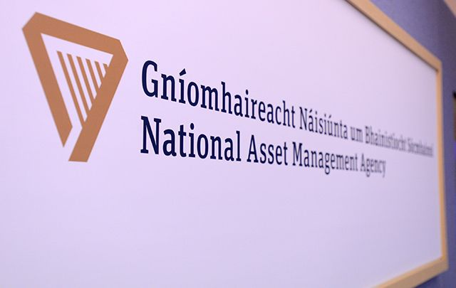 NAMA headquarters in Dublin.