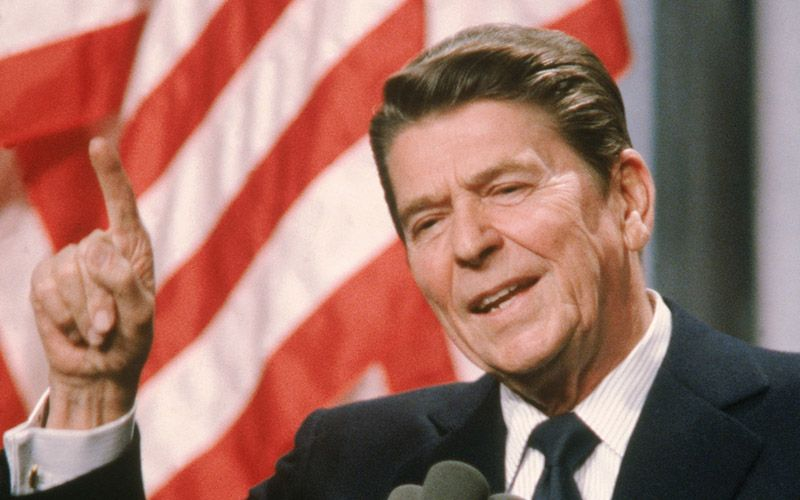 president reagan interview on principles of the new right Most people are foxes ronald reagan was a hedgehog  freedom, which  proved to be the defining principle of his worldview  reagan believed that  embracing and advocating the right ideas was the  that had printed the words  to a new love song written in honor of him,  interview with kori schake.