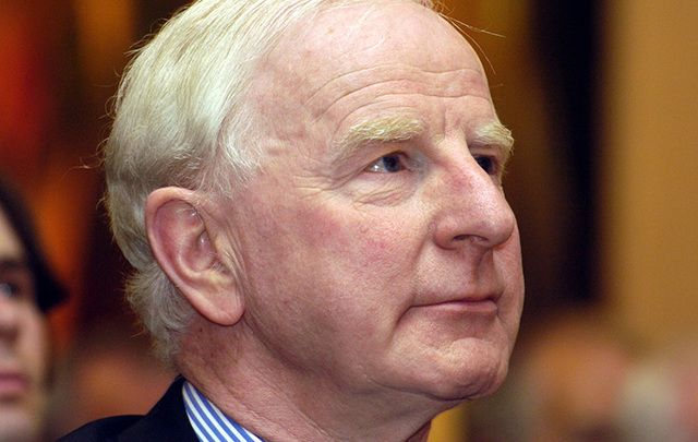 The accused, Patrick Hickey, at the center of an international Olympic ticket even touting scandal.
