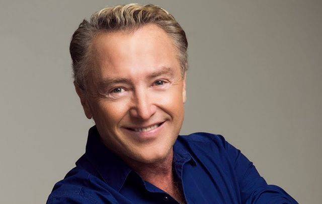 Fancy the Lord of the Dance, Michael Flatley, organizing your lunch?!