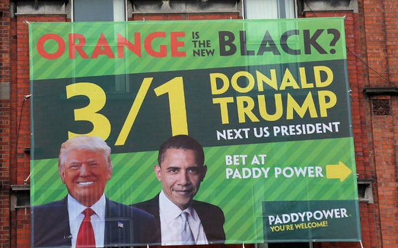 opinion others rump roast most dubliners aren betting donald