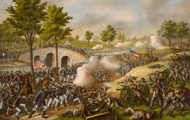 In the Battle of Antietam, which took place 154 years ago this weekend, over 26,000 soldiers were left dead, wounded, or missing.