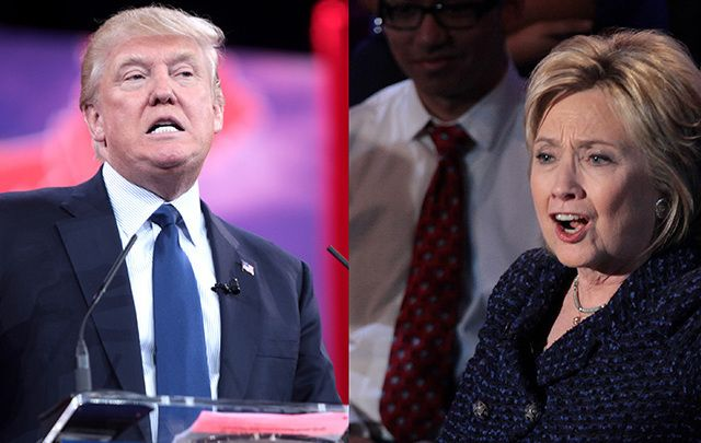 Donald Trump V Hillary Clinton: How will they fare in the big debate.