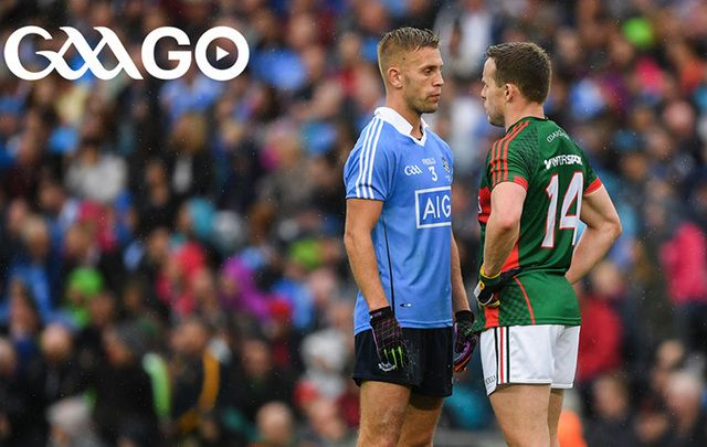 The pressure is killing us! Who'll it be? Will Dublin or Mayo go home with the Sam?