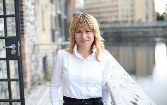 Niamh Bushnell, Dublin's Startup Commissioner.