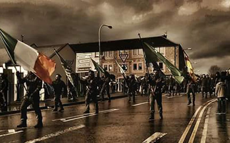 new political party formed by dissident republicans in ireland