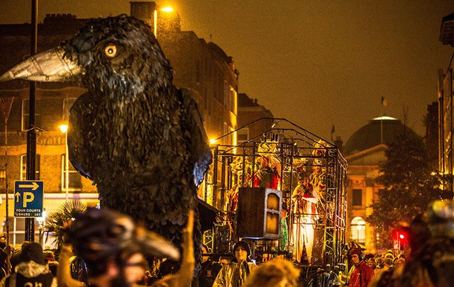Spectacular shots from last year's Bram Stoker Festival.
