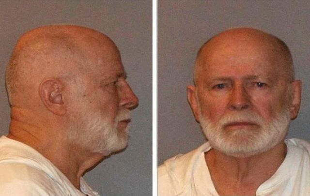 "James ""Whitey"" Bulger's mugshot."