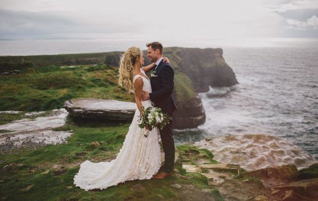 These are possibly the most stunningly beautiful Irish wedding videos we've ever come across.