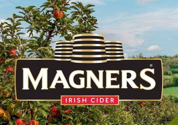 Apples grow well in Ireland, and particularly in County Tipperary – also known as Ireland's Golden Vale – where Magners Irish Cider calls home.