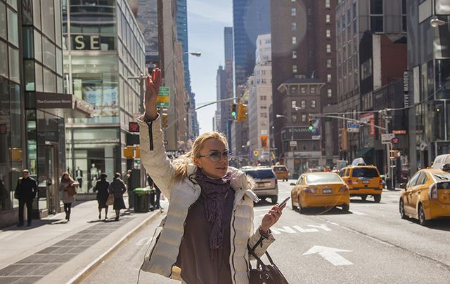 NYC! Inspire me!