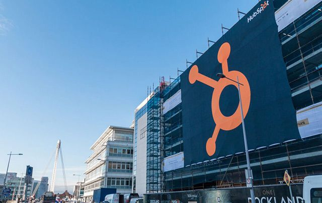 How HubSpot went from a small Dublin sales office to 320 new Dublin jobs over the next few years.