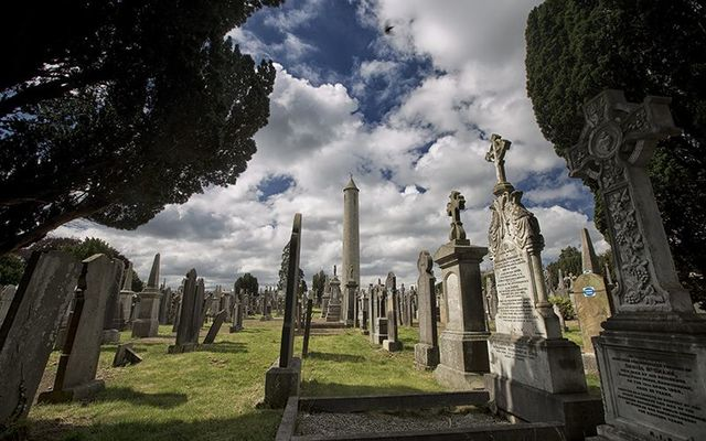 Glasnevin Cemetery is the resting place of many famous Irish, from rebel politicians to Hollywood actors.