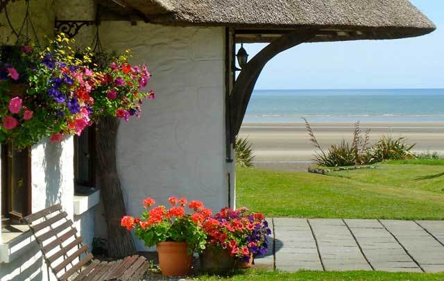 Thatcher's Rest, one of a suite of six seaside cottages in Bettystown, Co. Meath, was named the Best Beach Holiday Home in Europe at the 2016 European Home Holiday Awards