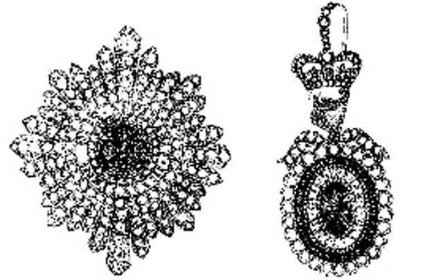 The Irish Crown Jewels.