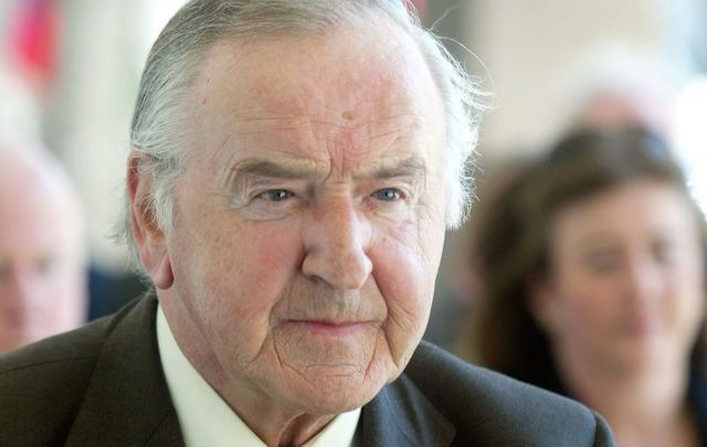 Former Taoiseach Albert Reynolds, pictured here in 2004.