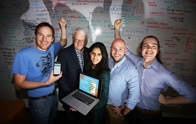 It was the Sunday of the GAA Finals but on the grounds of Dublin City University all eyes were fixed on another competition: The Biopharma Ambition Health Hackathon