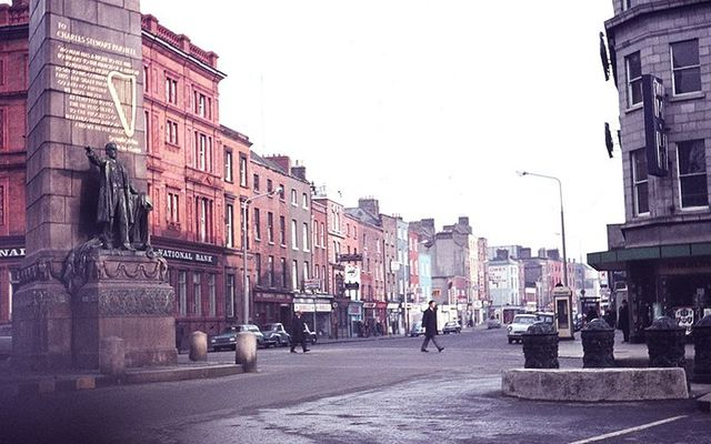 Any noticeable differences between Dublin in the late 60s-70s and Dublin today?