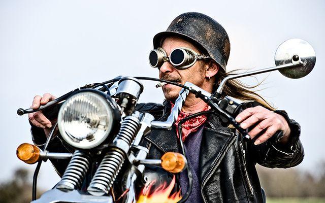 The Bandidos biker gang established themselves in Limerick in October 2016.