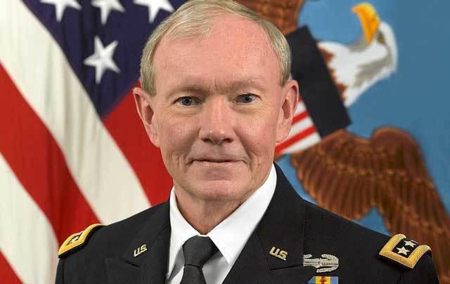 General Martin E. Dempsey.