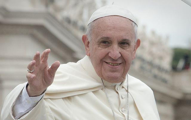 Pope Francis set to visit Ireland in 2018.