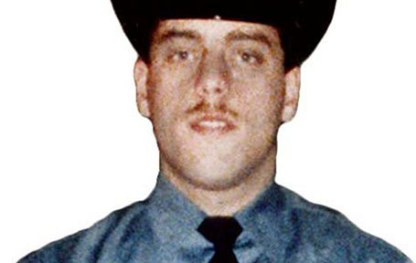 NYPD Officer Edward Byrne.