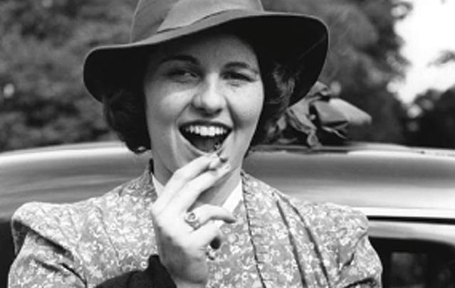 Rosemary Kennedy, before the disastrous surgery.