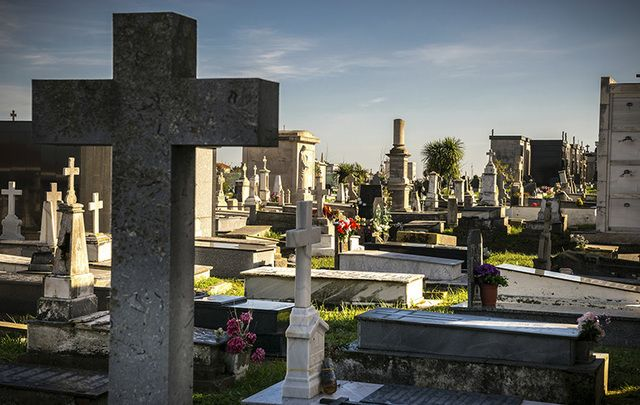 """Catholic Commerce...The average American funeral can cost as much as $7,000 to $10,000, so it is no wonder that over 40% of Americans today prefer cremation."""