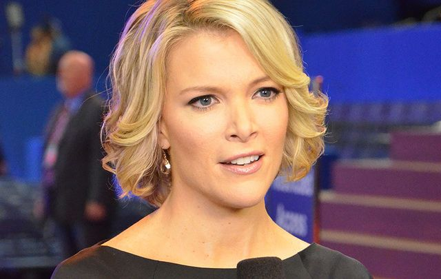 Fox anchor Megyn Kelly.