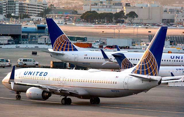 United Airlines is stopping its direct service between Belfast and New York.